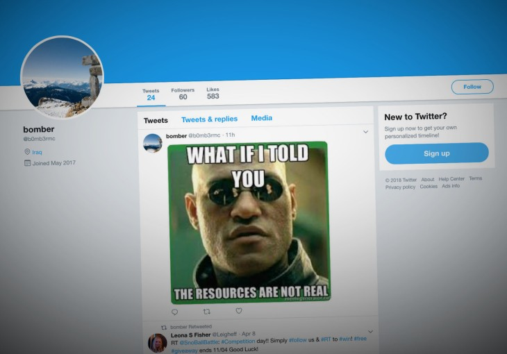 New malware pulls its instructions from code hidden in memes