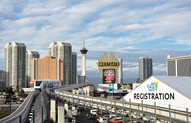 The pandemic was top of mind in the tech of CES 2021