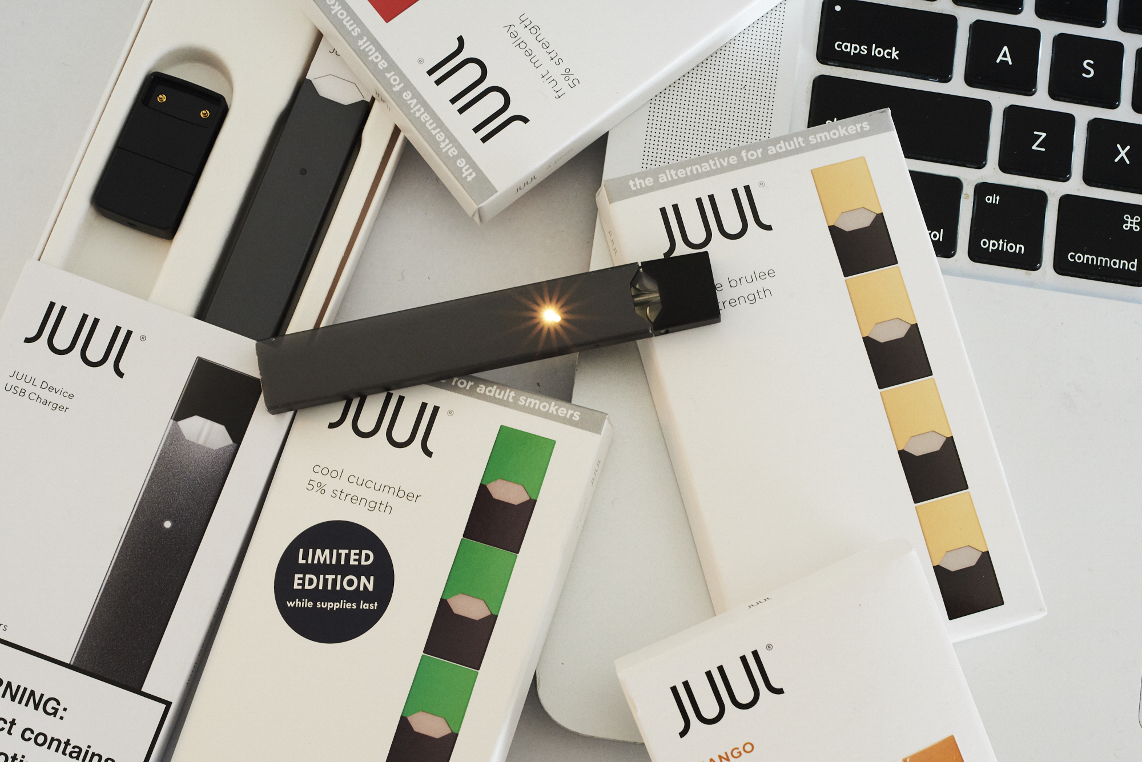 Juul Labs gets $12 8 billion investment from Marlboro maker
