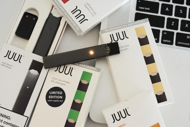 Juul Labs gets $12 8 billion investment from Marlboro maker