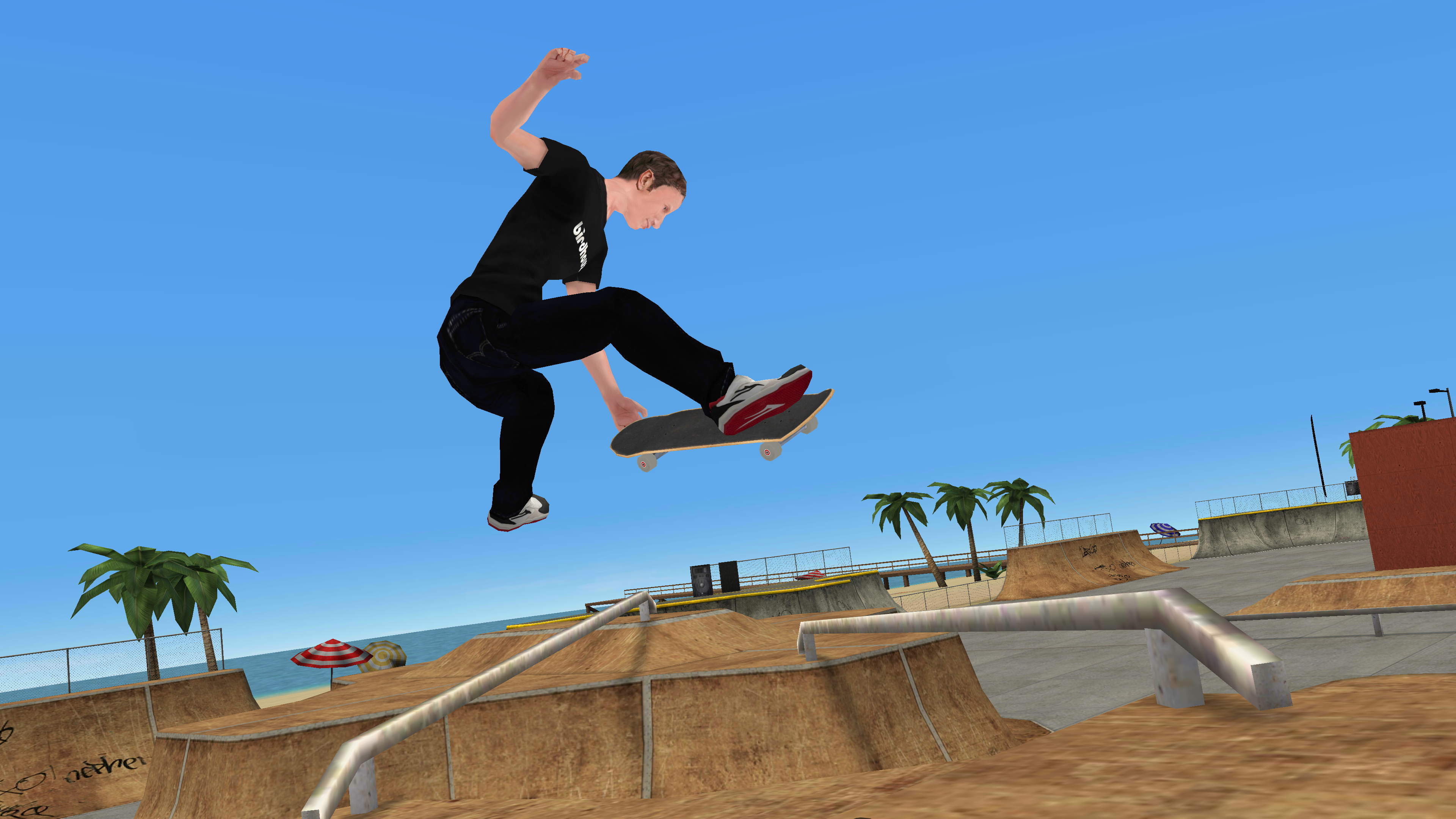 Tony Hawk Goes Mobile