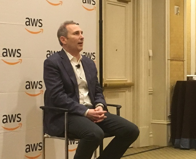 AWS wants to rule the world