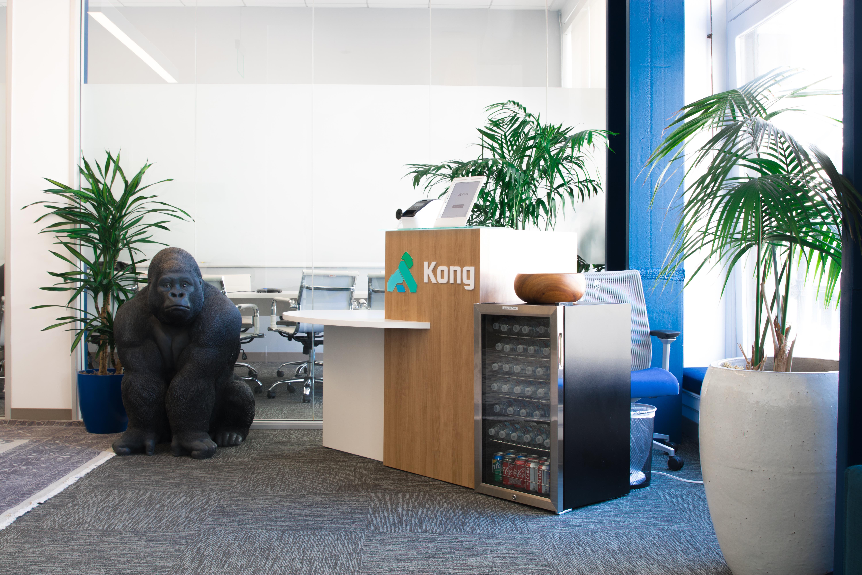 Kong launches its fully managed API platform KongFrontOffice
