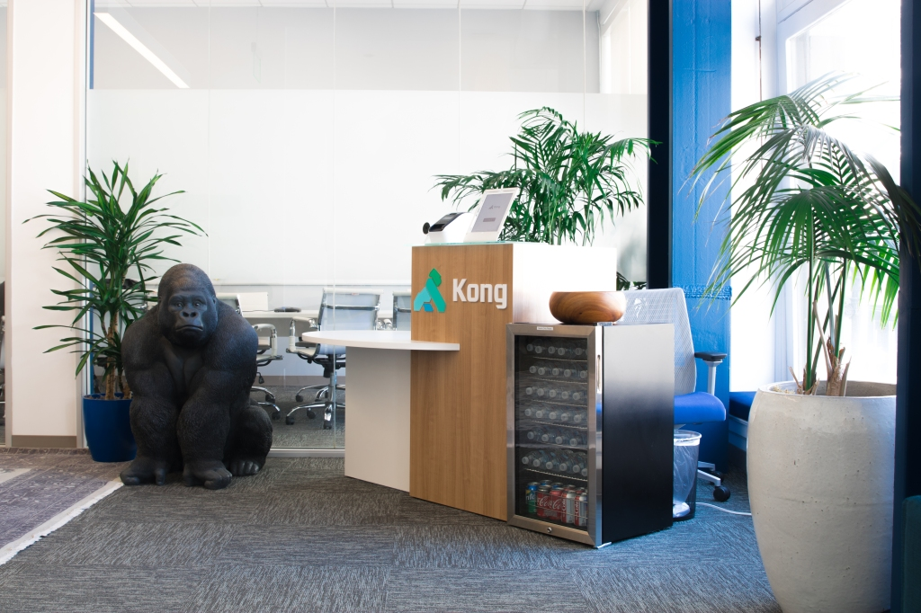 Kong raises $43M Series C for its API platform