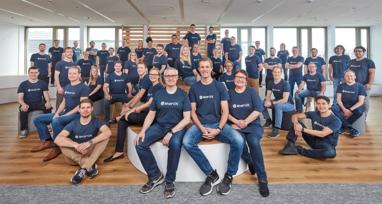 LeanIX, the SaaS that lets enterprises map out their software architecture, closes $30M Series C