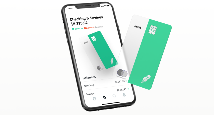 Robinhood launches no-fee checking/savings with Mastercard