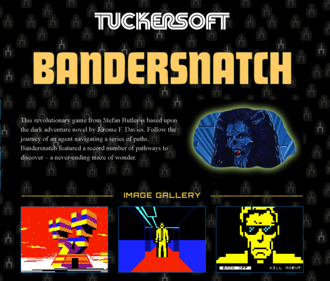Here's how to play a game from Black Mirror's Bandersnatch episode Screen Shot 2018 12 30 at 5