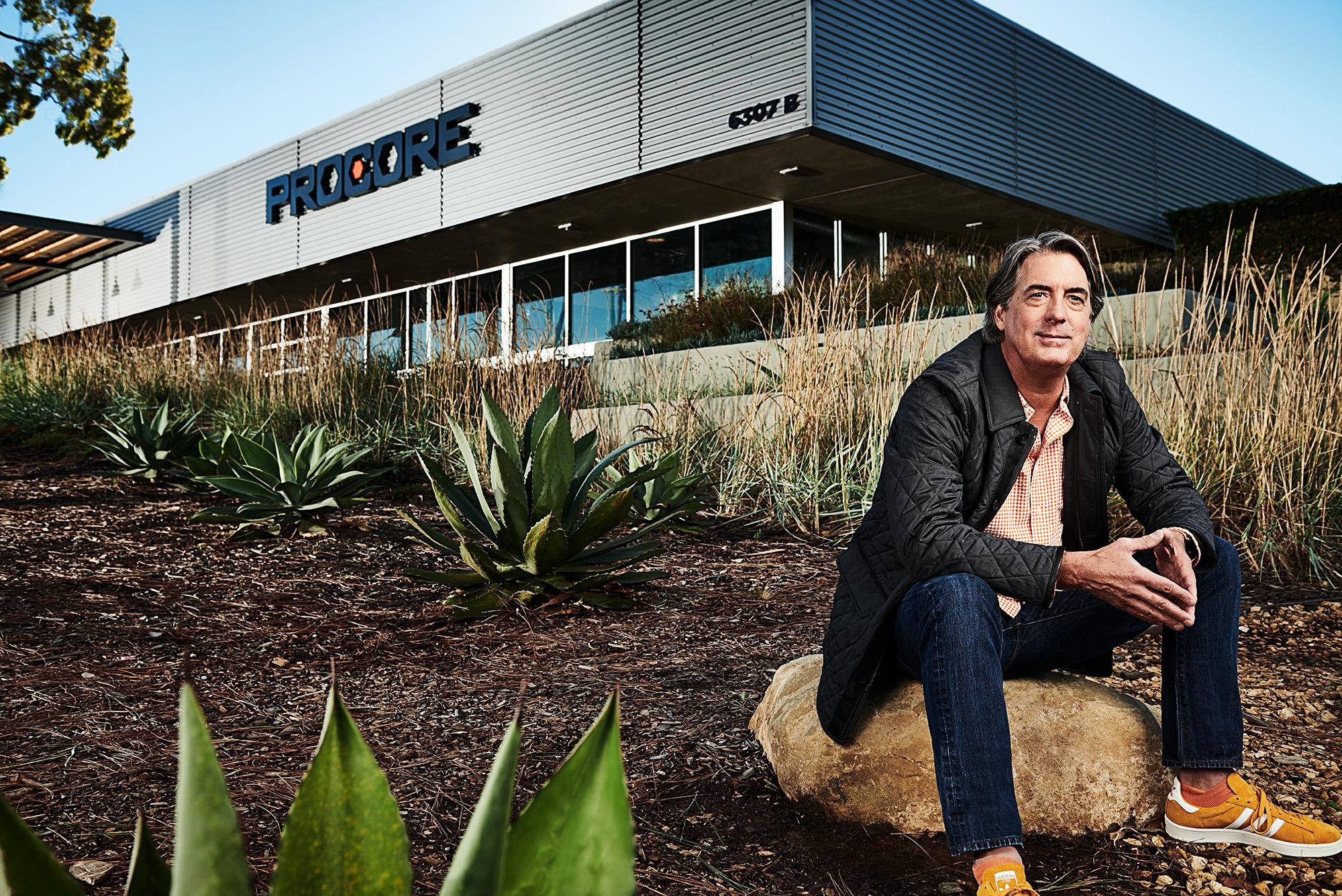 Construction management software developer Procore raises $75 million at a $3 billion valuation
