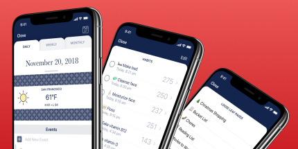 Capsicum Launches A Beautiful Daily Planner For Ios Techcrunch