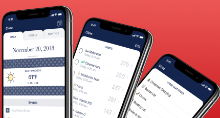 Capsicum launches a beautiful daily planner for iOS | TechCrunch