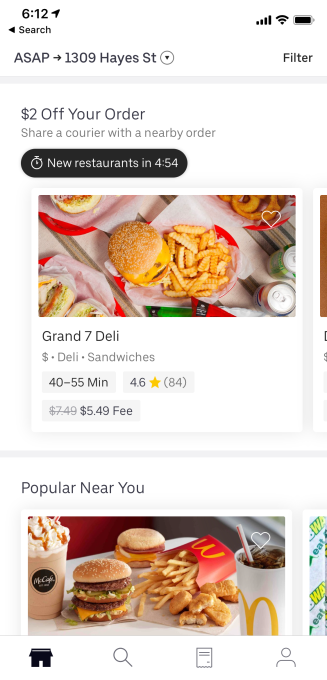 How Uber will become an ad company, starting with Eats Pool | TechCrunch