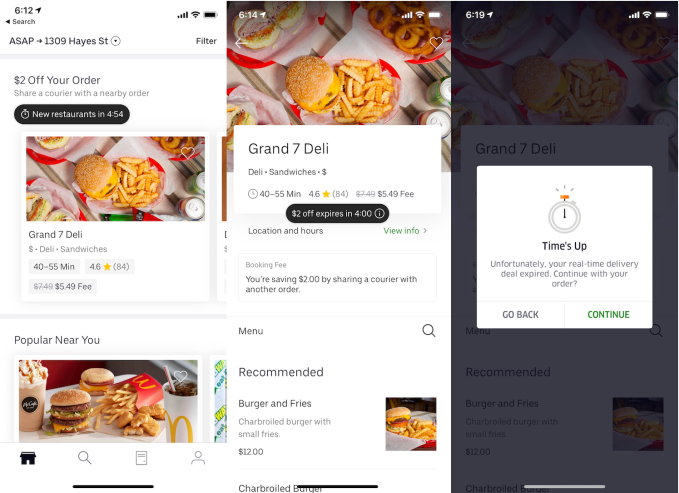 How Uber will become an ad company, starting with Eats Pool