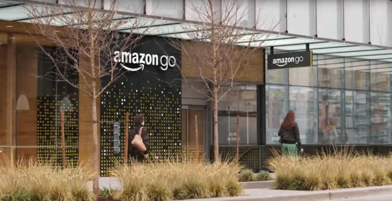 Amazon's Cashier-free Go Stores May Be Coming to Airports
