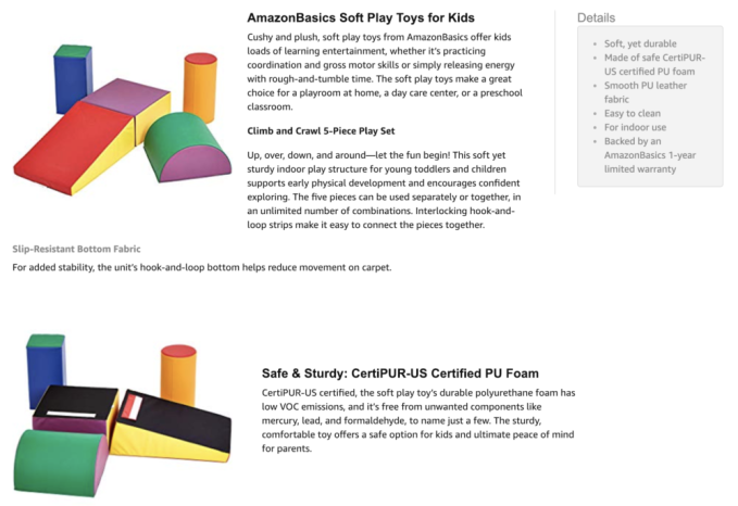 Amazon Adds Toys To Its Growing List Of Private Labels Techcrunch