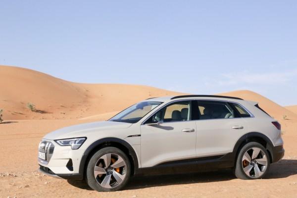 Audi e-tron first drive: Quick, comfortable and familiar