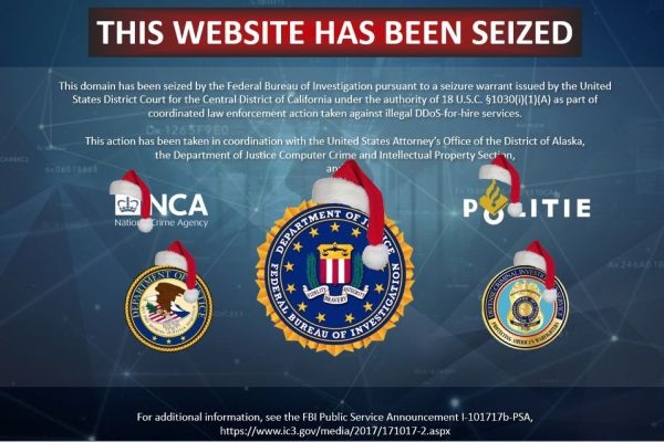 Techmeme: FBI has seized the domains of 15 high-profile DDoS-for
