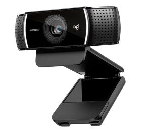 Logitech C922 HD Pro Stream  Gift Guide: So your [friend, partner, kid, parent] wants to be a Twitch streamer… c922 pro hd webcam refresh
