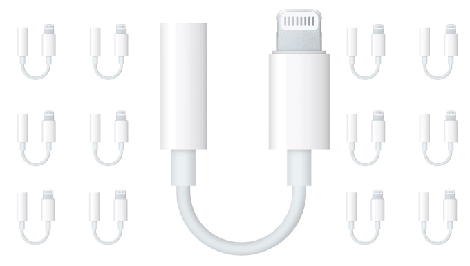Two years later, I still miss the headphone port dongles for days