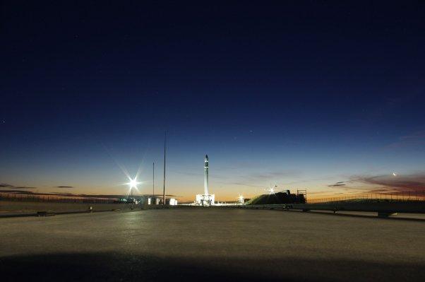 Elana rocket lab launch