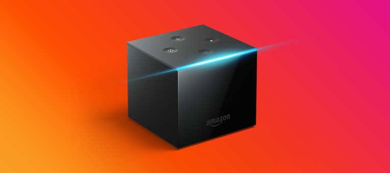 photo of Fire TV Cube gains a one-way intercom feature called 'Alexa Announcements' image