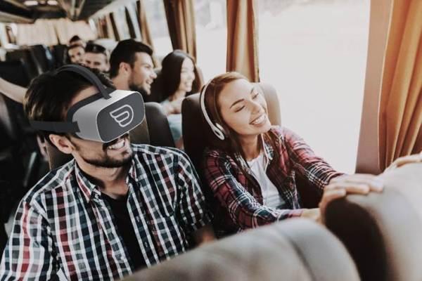 FlixBus is testing VR on certain routes to Las Vegas flixbus vr