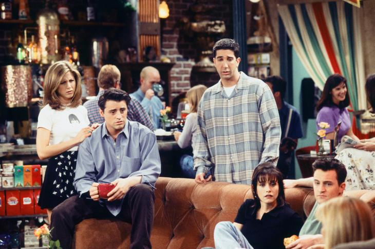 Don't worry, 'Friends' isn't leaving Netflix anytime soon