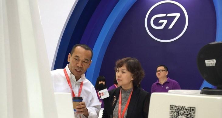 Techmeme Beijing Based G7 Which Runs A Fleet Management