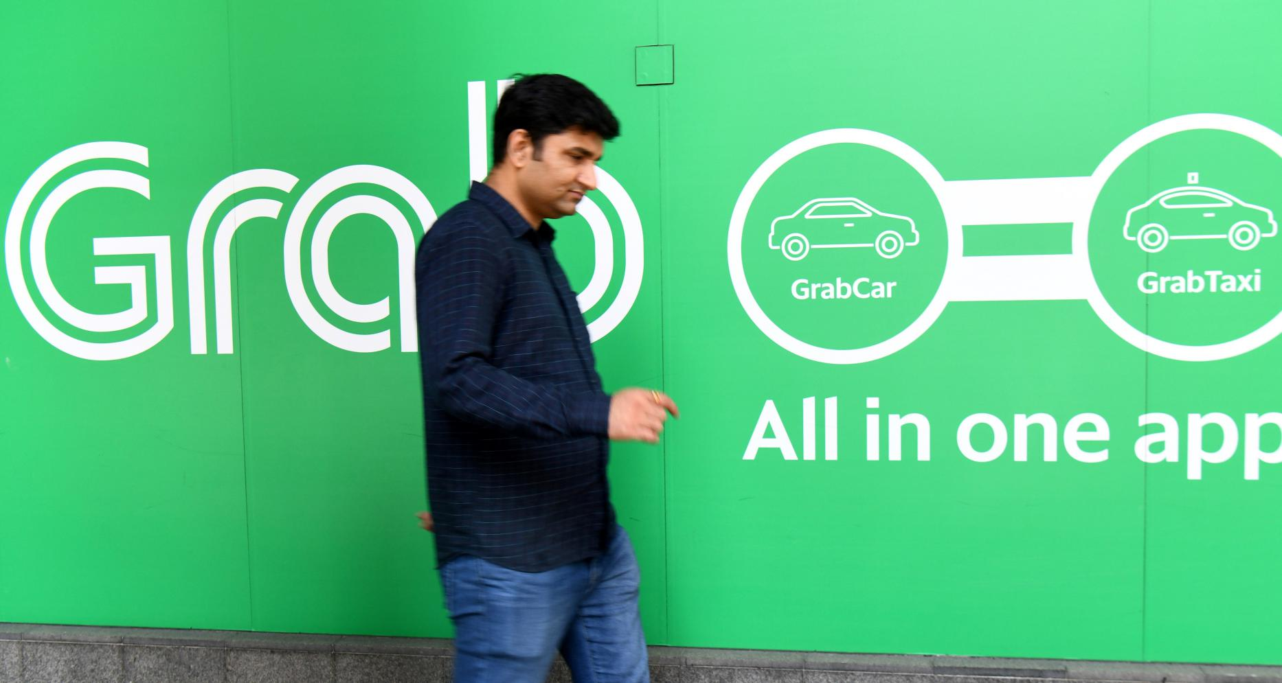 Grab raises fundraising target to $5B as Southeast Asia's ride
