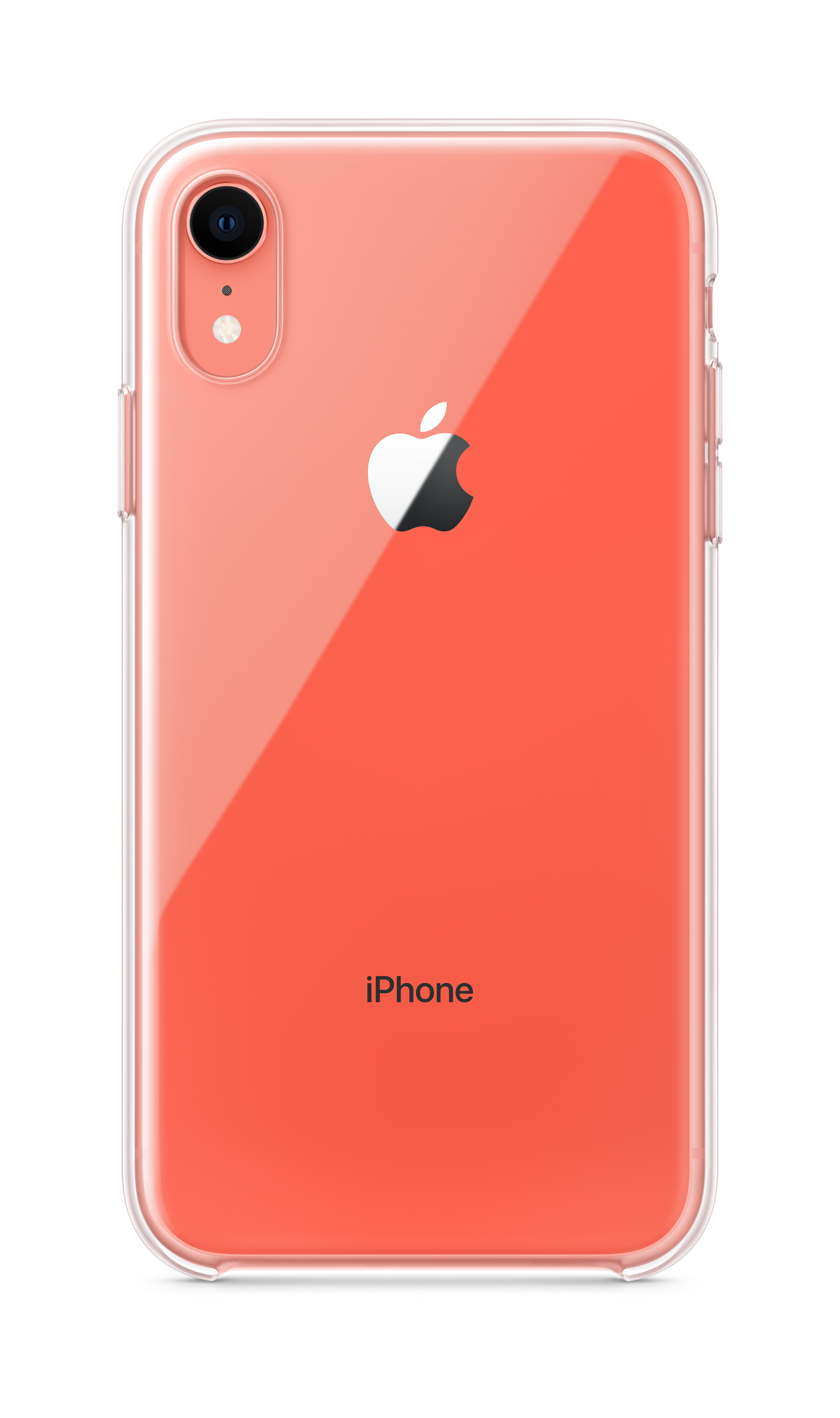 on sale c05f8 85dc5 Apple is starting to sell its first iPhone XR case, and it's clear ...