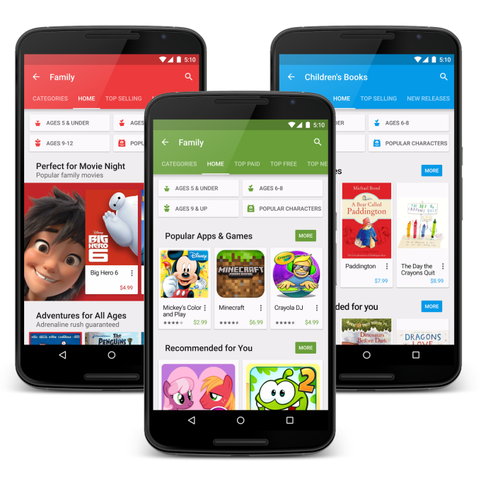 - kids apps on google play - Consumer advocacy groups call on FTC to investigate kids' apps on Google Play – TechCrunch