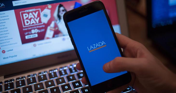 Lazada, Alibaba's Southeast Asia e-commerce business, gets