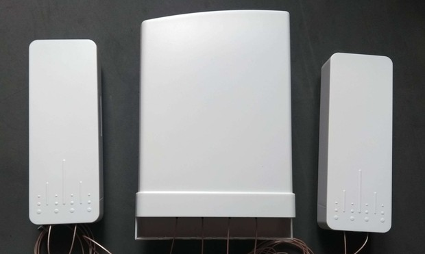The LibreRouter project aims to make mesh networks simple and affordable libre router