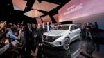 Mercedes Benz EQC electric vehicle