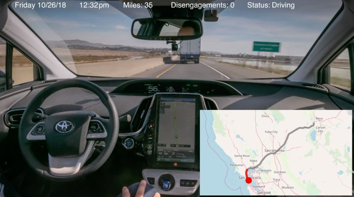 Levandowski's Pronto.ai plans to ship automated driving systems for trucks in 2019