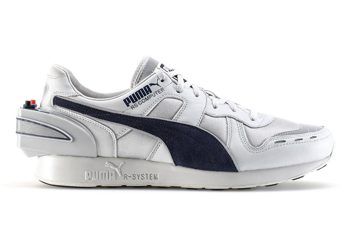 Los Alpes Doblez Incompatible  Puma reissues its nerdiest shoe ever, the RS-Computer   TechCrunch