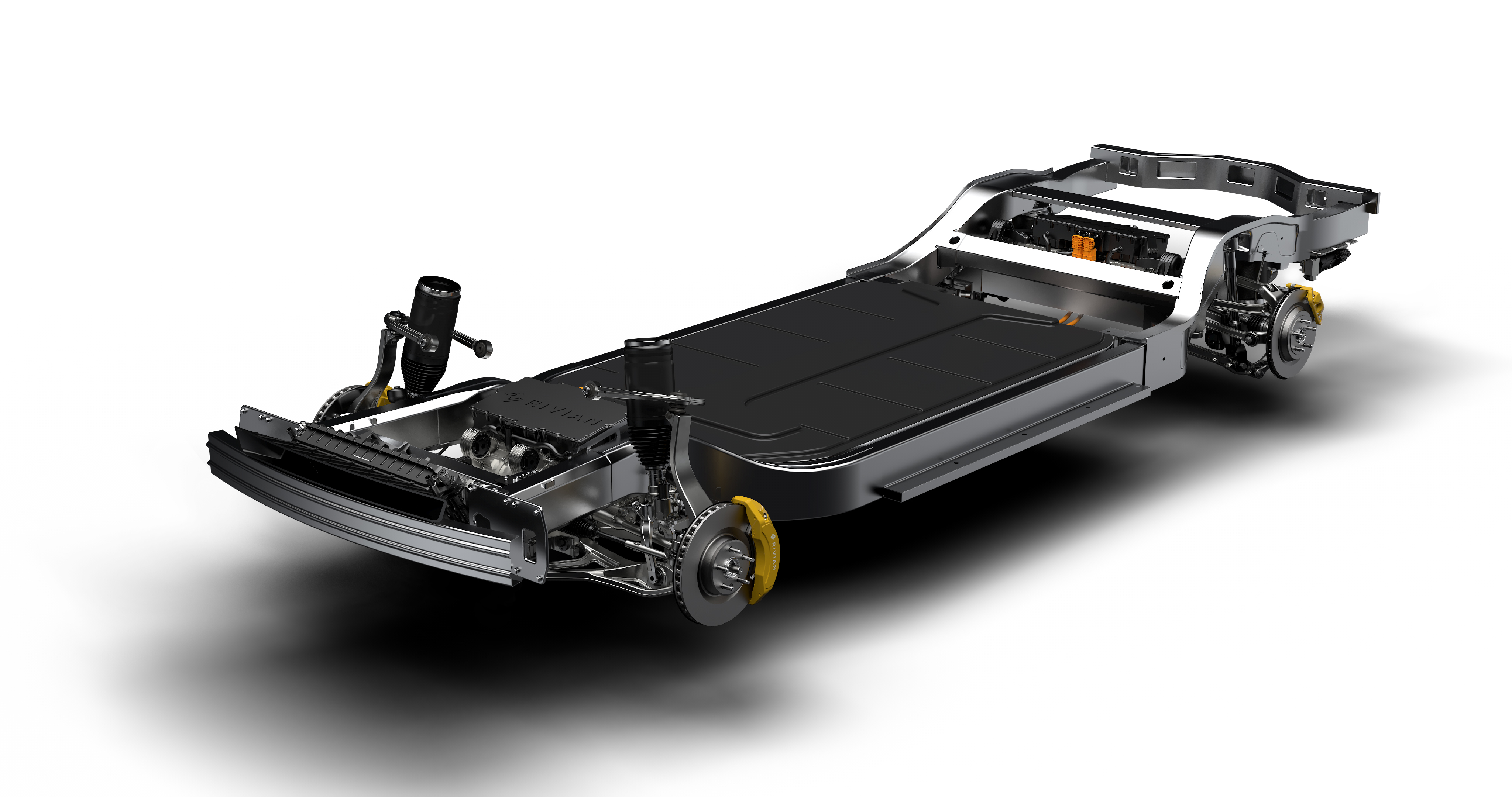 Rivian chassis