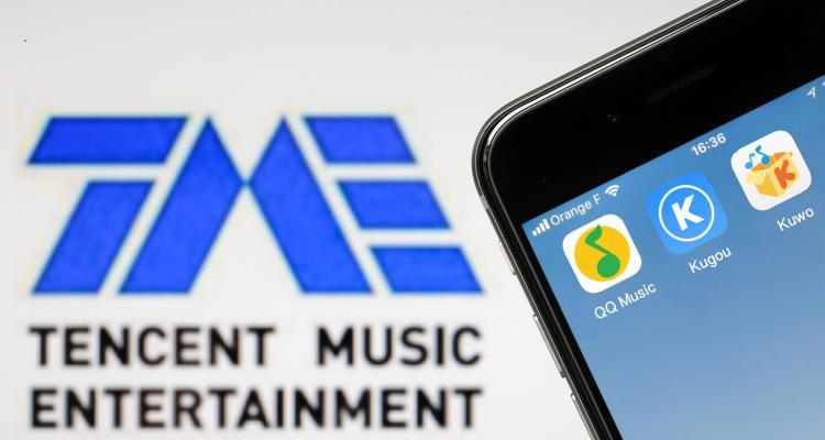 Tencent music tme