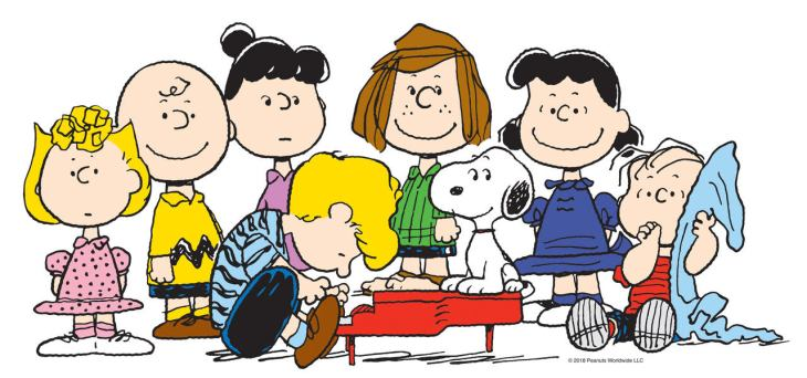Apple is producing new content about Snoopy and other Peanuts characters |  TechCrunch