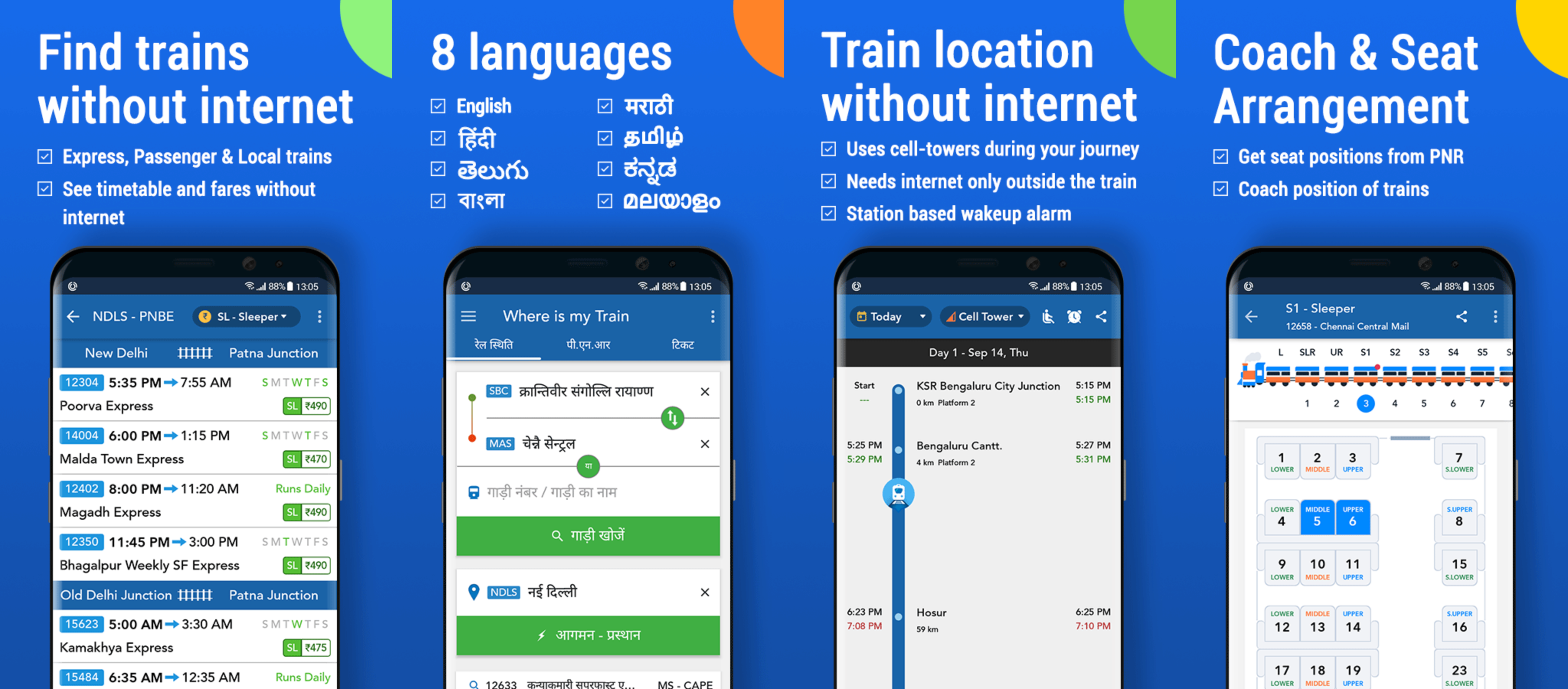 wheres my train - One of India's most popular train tracking apps is acquired by Google