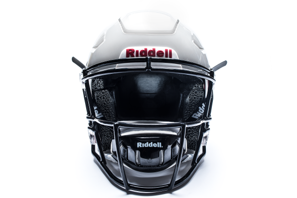 Carbon is 3D printing custom football helmet liners for Riddell thumbnail