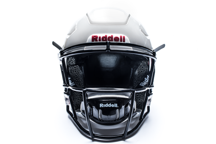 Carbon is 3D printing custom football helmet liners for