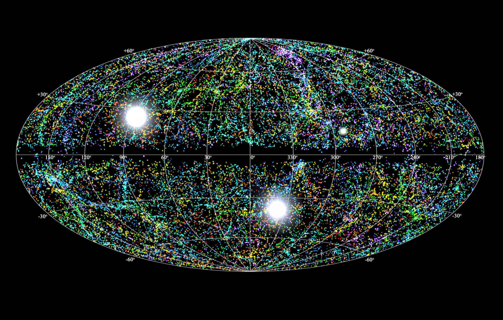 Astronomers spot more mysterious radio signals from far