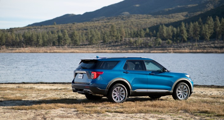 Ford Is Making A Hybrid Explorer Suv Techcrunch
