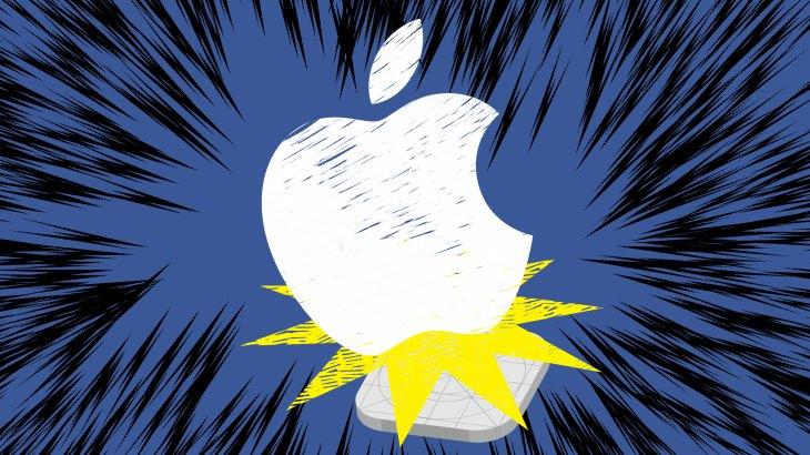 Apple blocks Facebook Research