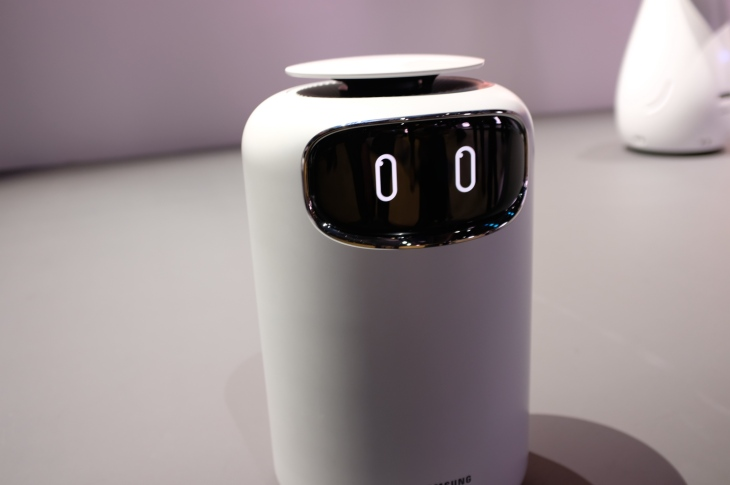 Is Samsung getting serious about robotics? | TechCrunch