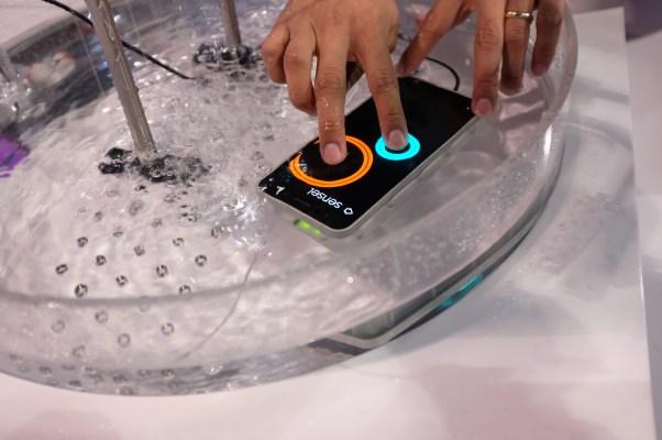 Sensel's Pressure-sensitive Display Tech Works Underwater