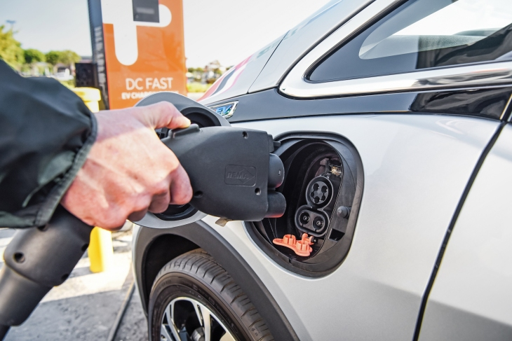 Gm Evgo Chargepoint Greenlots