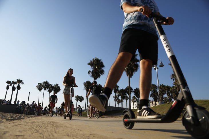 E-scooter startup Bird is raising another $300M | TechCrunch