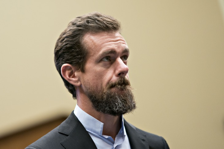 Jack Dorsey says it's time to ...