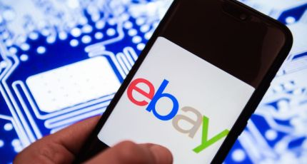 organizational structure of ebay
